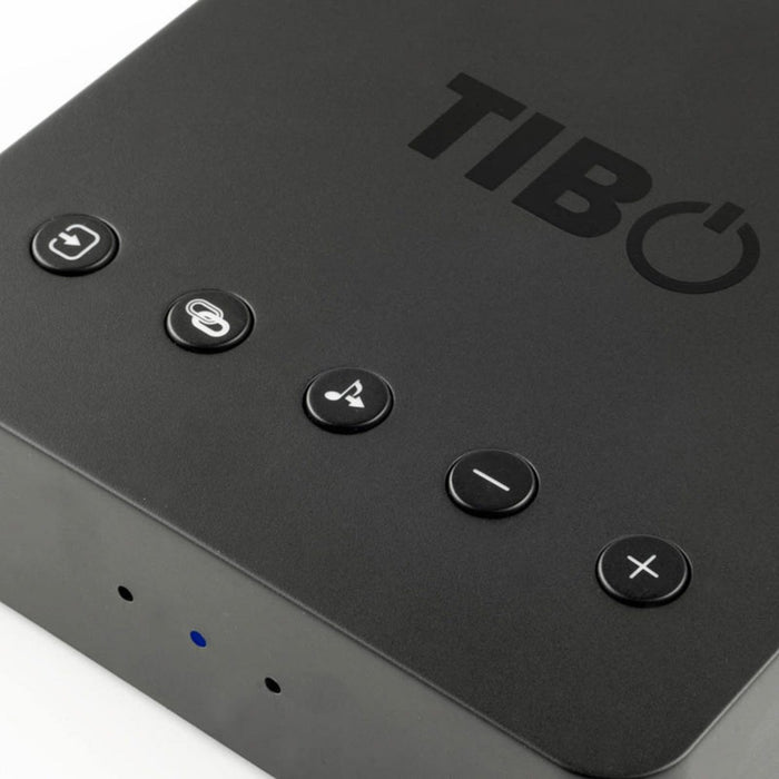 TIBO Bond 3 Wireless Wi-Fi & Bluetooth Music Streamer with USB Music Player