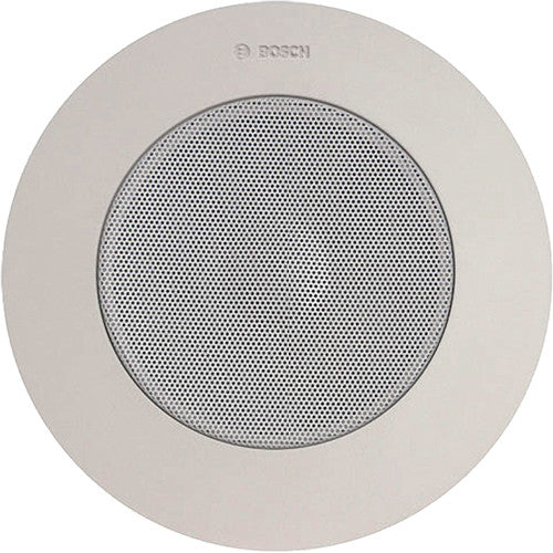Bosch  LBC 3951/11 Splashproof Ceiling Speaker for Background Music and Voice, IPX4 Rated, 100V Line, 6W