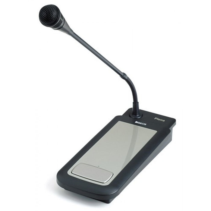 Bosch Plena LBB 1950/10 Desktop Paging Microphone perfect for PA Announcements
