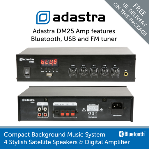 Adastra DM25 digital amplifier