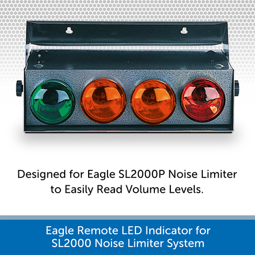 Eagle Remote LED Indicator for SL2000 Noise Limiter System