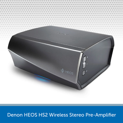 Denon HEOS Link HS2 Wireless Pre-Amplifier
