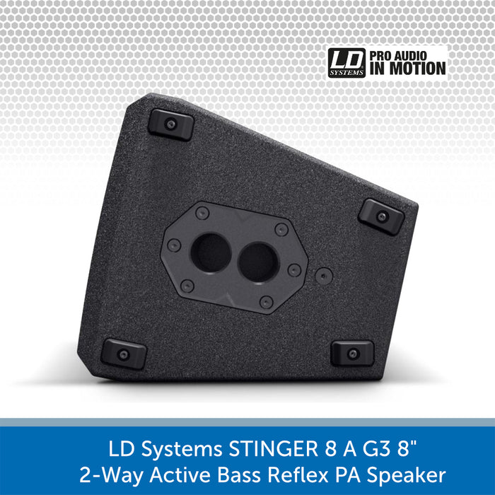 LD Systems STINGER 8 A G3 Bottom