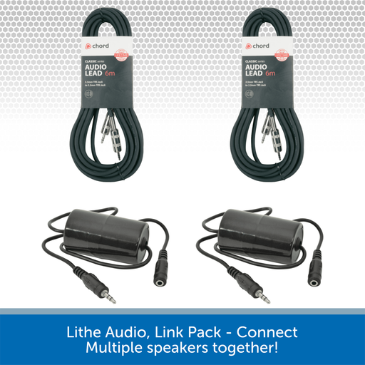 Lithe Audio, Link Pack - Connect multiple speakers together!