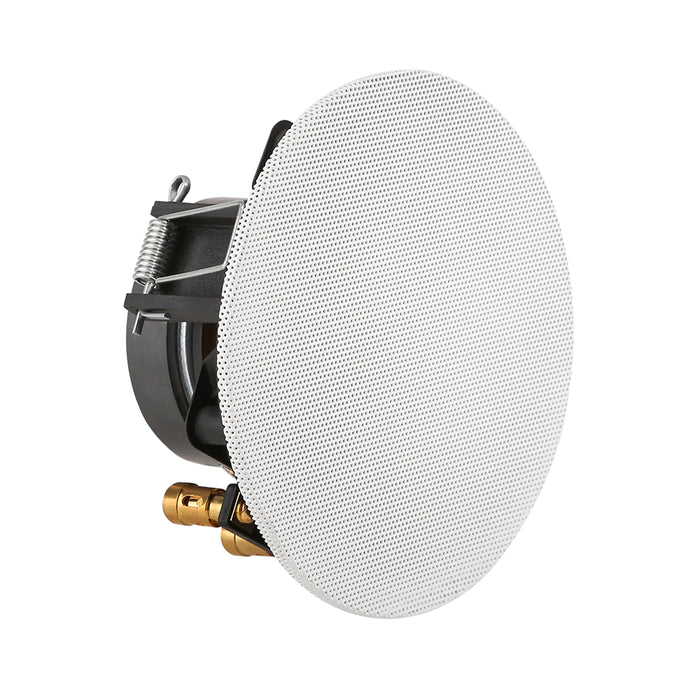 Lithe Audio 3-inch Passive Spot Ceiling Speaker with frameless design and magnetic grille