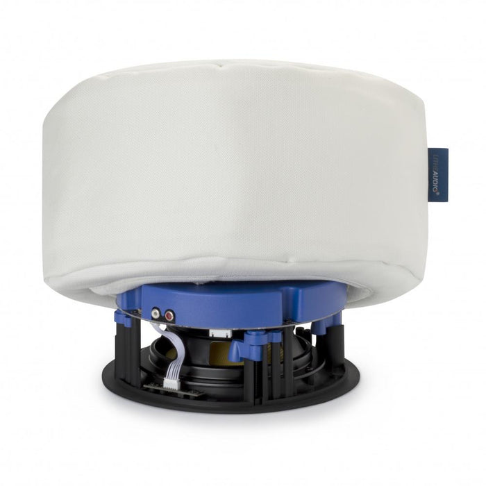 "Lithe Audio 6.5"" IP44 Passive Ceiling Speaker for Kitchens and Bathrooms"