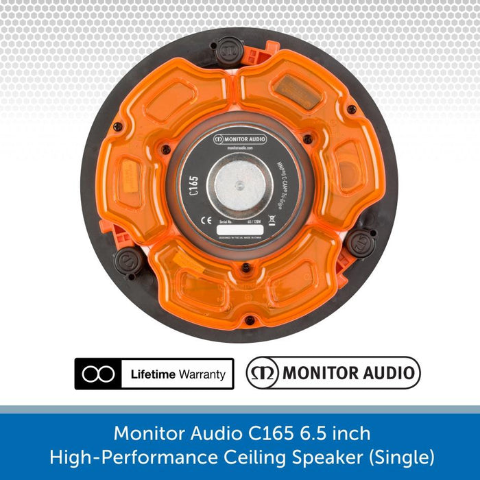 Monitor Audio C165 6.5 inch High-Performance Ceiling Speaker