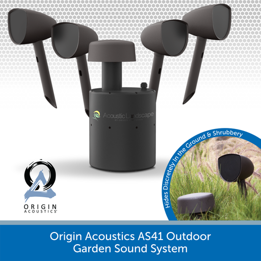 Origin Acoustics AS41 Outdoor Garden Sound System