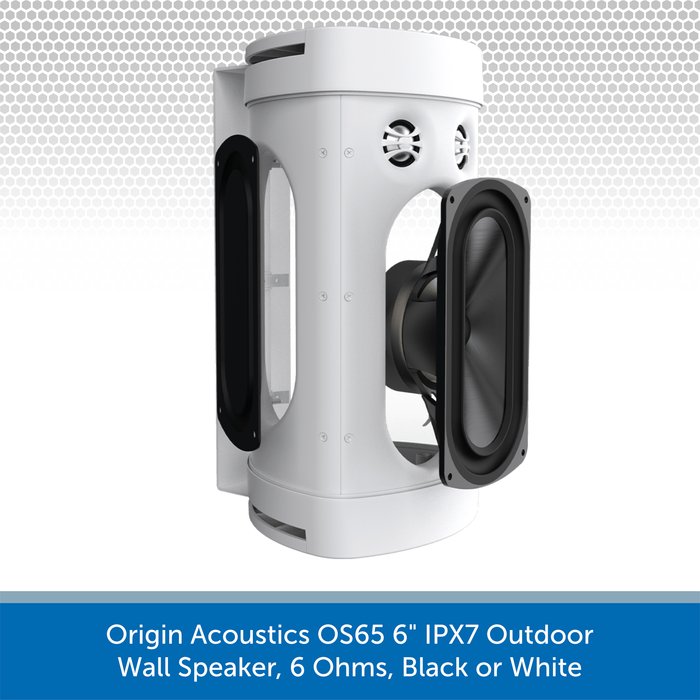 "Origin Acoustics OS65 6"" Inside"