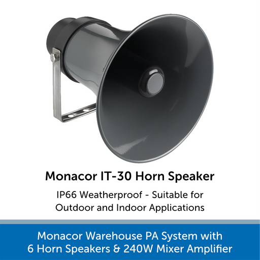 Monacor IT-30