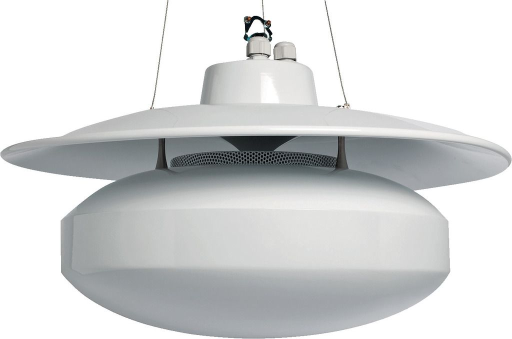 Monacor IMC-300T/EN 100V Pendant Speaker with Large 360° Sound Dispersion