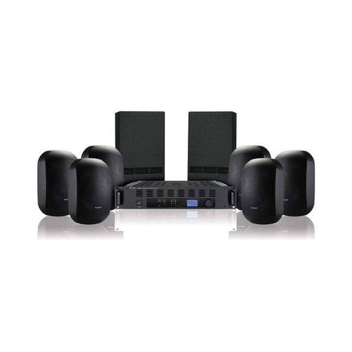 Apart Bar Set C-BL | Mixer Amp+Subwoofer+MASK6CT Loudspeakers