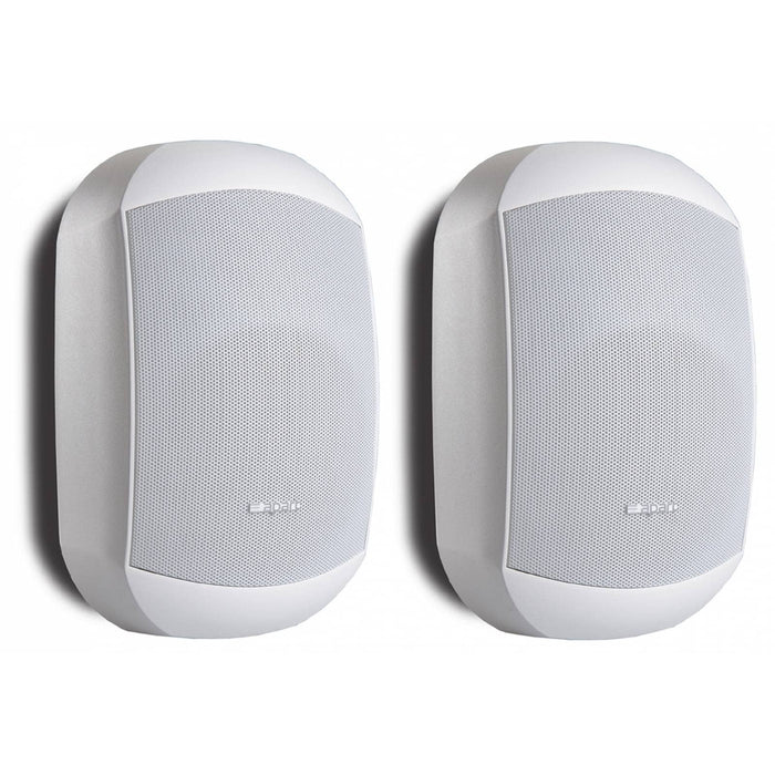 "Pair of Apart MASK4C-W 4.25"" Two-Way Loudspeakers in White"