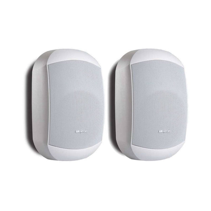 Pair of Apart MASK4CT-W Two-Way Loudspeakers in White