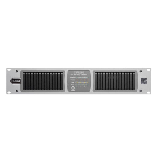 Front image of the Cloud Electronics CV2450 1KW 4-Channel Digital Power Amplifier