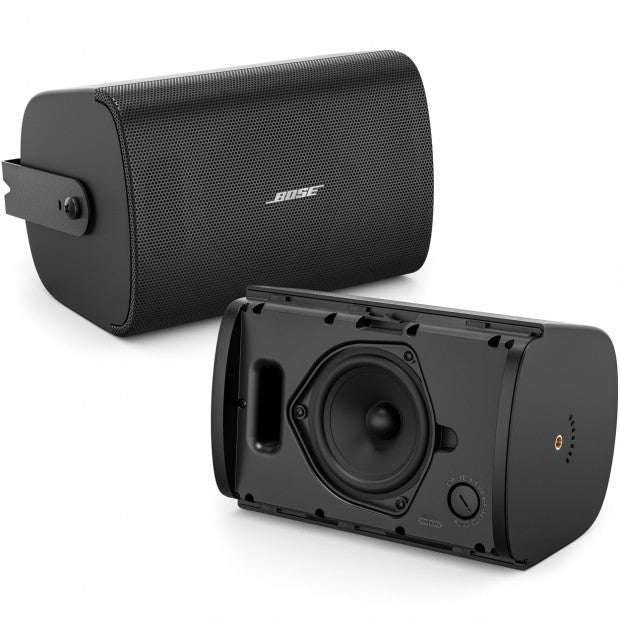BOSE FreeSpace FS4SE Surface-Mount Loudspeakers, IP55 Outdoor Rated, 100V/16 Ohms (Pair)