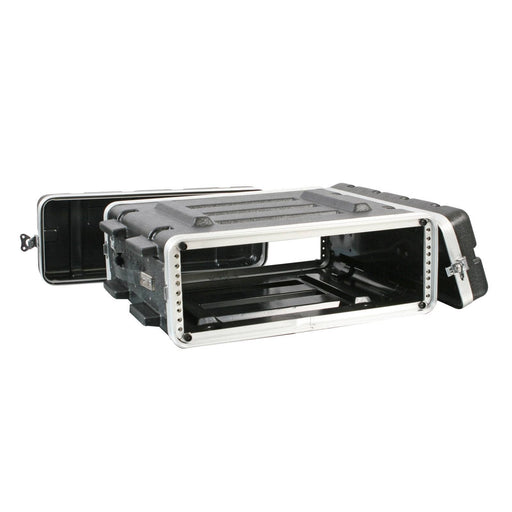 "Pulse ABS-3U 19"" 3U Rack ABS Flight Case"