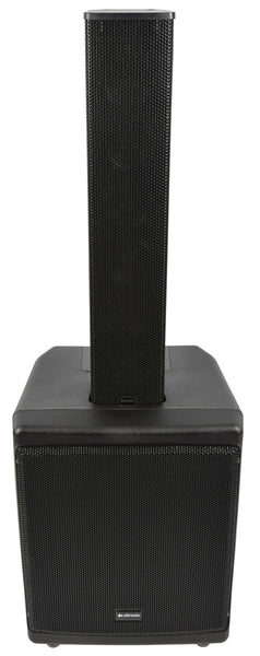 Citronic Neolith 300W Portable PA System with Bluetooth, All-in-one PA System