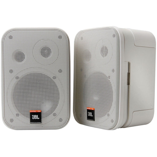 JBL PRO Control 1 Pro 2-Way Professional Compact Loudspeakers, 150W/4 Ohms - Available in Black or White