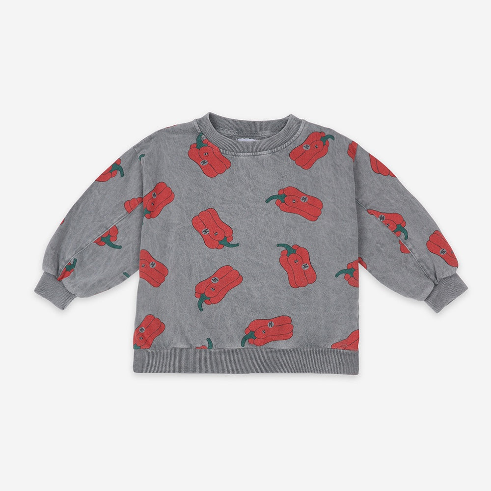 Vote For Pepper Kids Sweatshirt by Bobo Choses