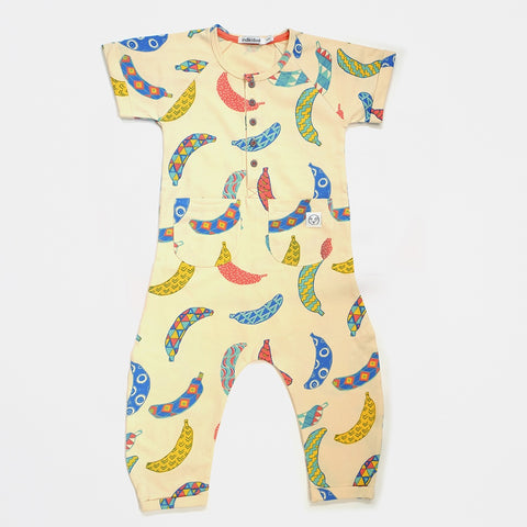 Dancehall Banana Jumpsuit