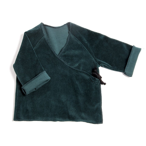 Emerald Wrap Cardi, Monkind- Trapeze Kids