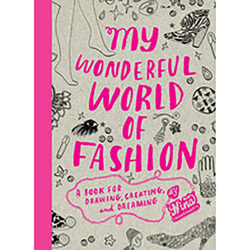 Wonderful World Of Fashion, Little Hampton Book Services- Trapeze Kids
