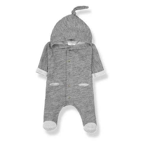 Eller Hooded Jumpsuit