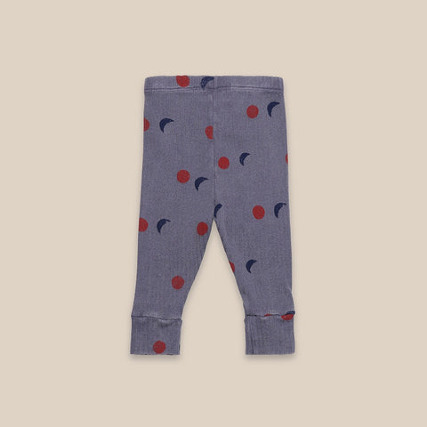 Night AOP Baby Leggings