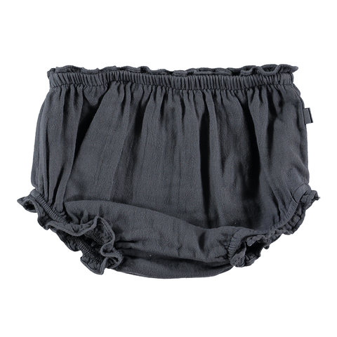 Confetti Bloomers Charcoal, Mini Sibling- Trapeze Kids