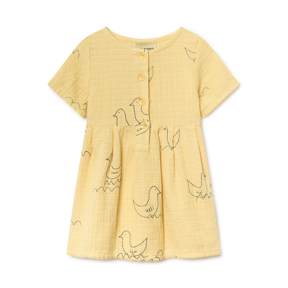 Geese Baby Dress, Bobo Choses- Trapeze Kids