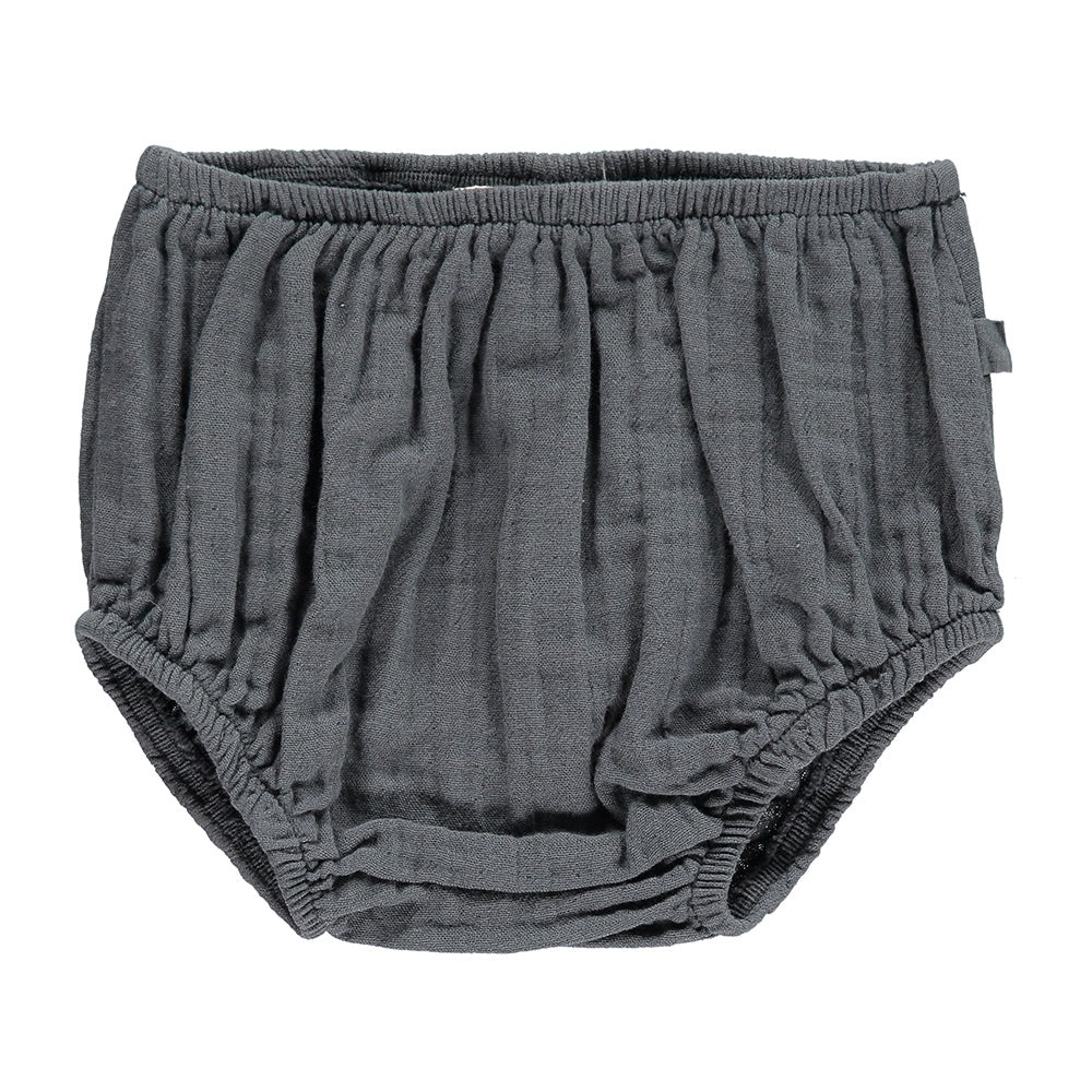 Charcoal Pants, Mini Sibling- Trapeze Kids