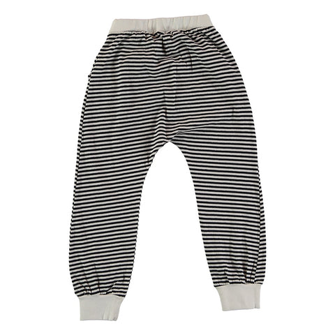 Stripe Knit Trousers, Picnik- Trapeze Kids