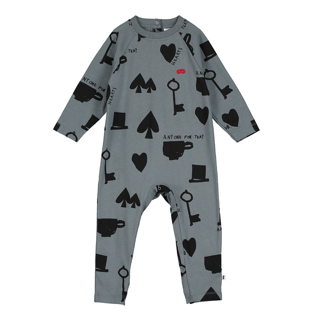 Shapes Baby Romper, Beau Loves- Trapeze Kids