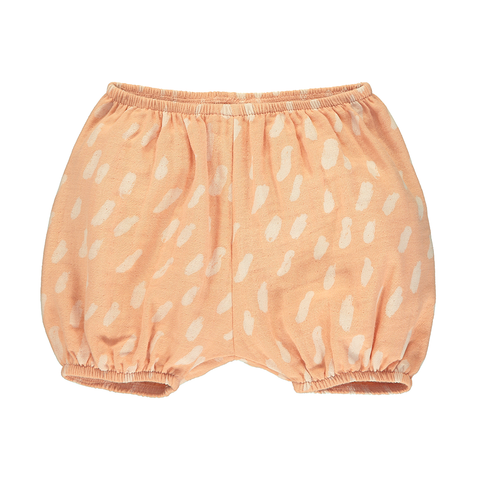 Peach Paint Bloomers