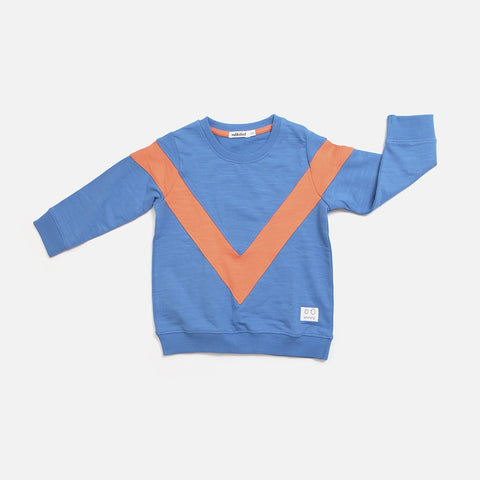 Recorder Panel Sweater, Indikidual- Trapeze Kids