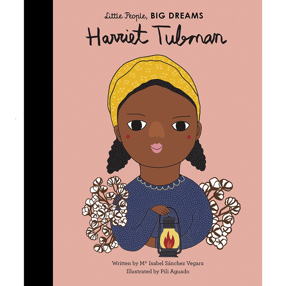 Harriet Tubman, Little Hampton Book Services- Trapeze Kids