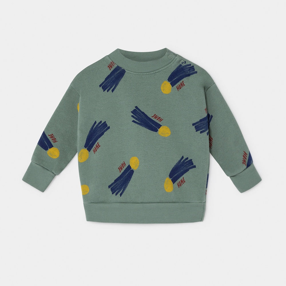 Star Called Home Baby Sweater, Bobo Choses- Trapeze Kids