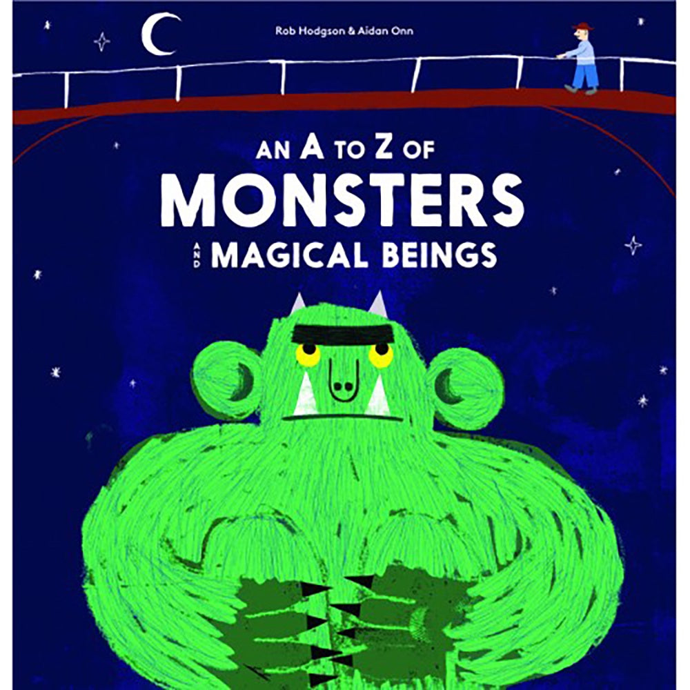 A to Z of Monsters and Magical Beings, Bookspeed- Trapeze Kids