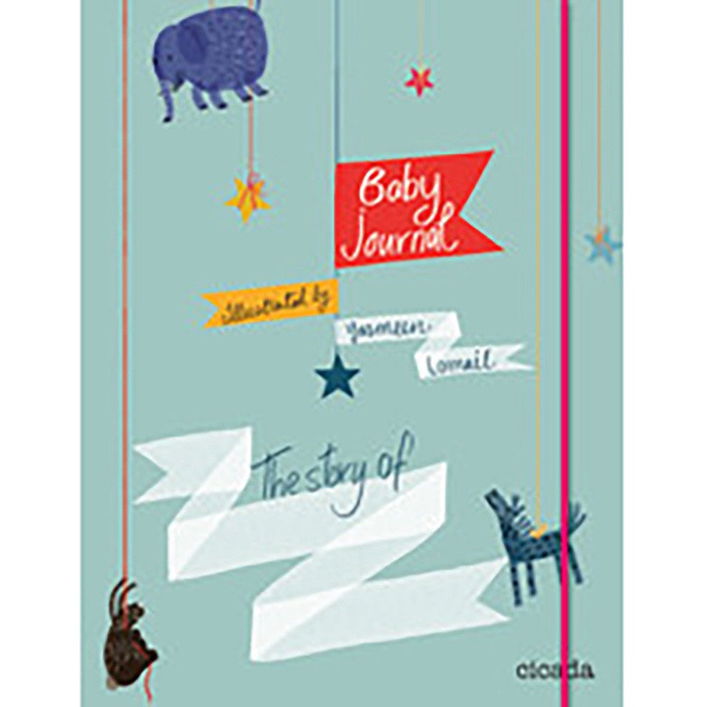 Baby Journal, Little Hampton Book Services- Trapeze Kids