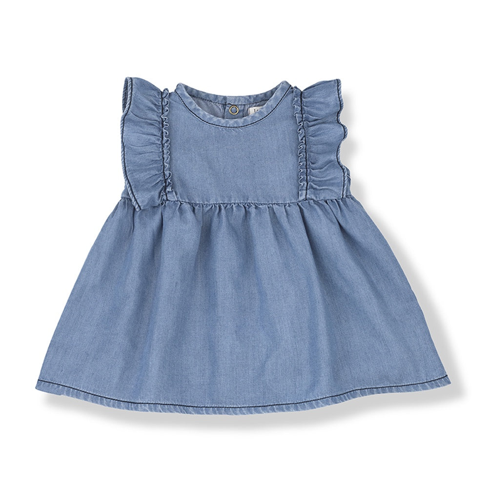 Menorca Denim Dress