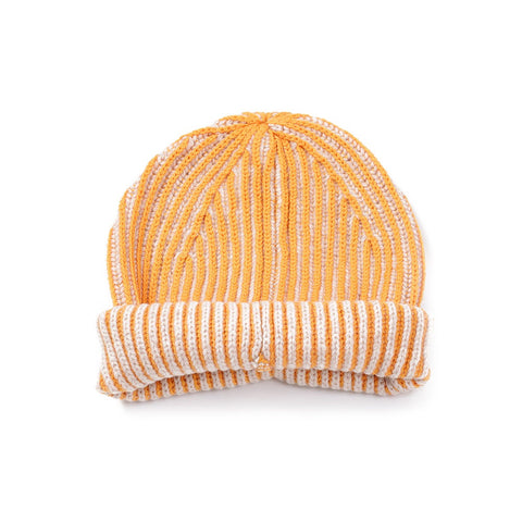 Contrast Beanie Yellow