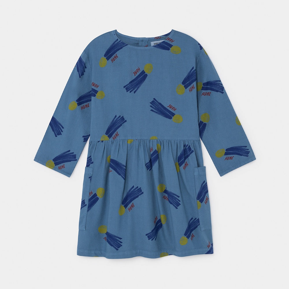 Star Called Home Dress, Bobo Choses- Trapeze Kids