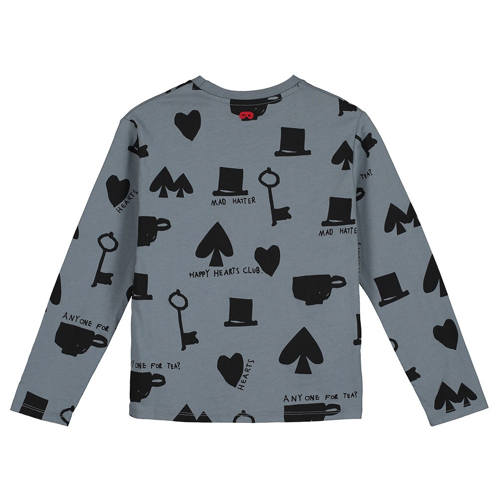Shapes LS Tee, Beau Loves- Trapeze Kids