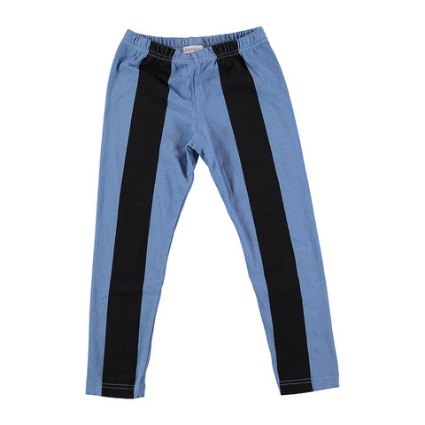 Blue Stripe Legging, Picnik- Trapeze Kids