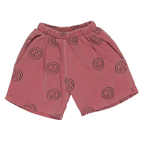 Peace Shorts, Fresh Dinosaurs- Trapeze Kids
