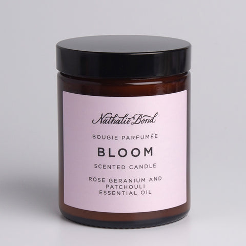Candle Bloom, Nathalie Bond Organics- Trapeze Kids