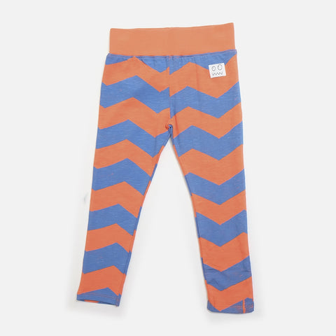 Miss a Go Zig Zag Leggings, Indikidual- Trapeze Kids
