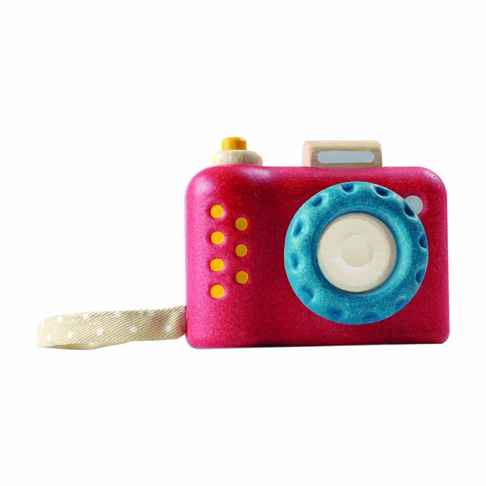 My First Camera, Plan Toys- Trapeze Kids