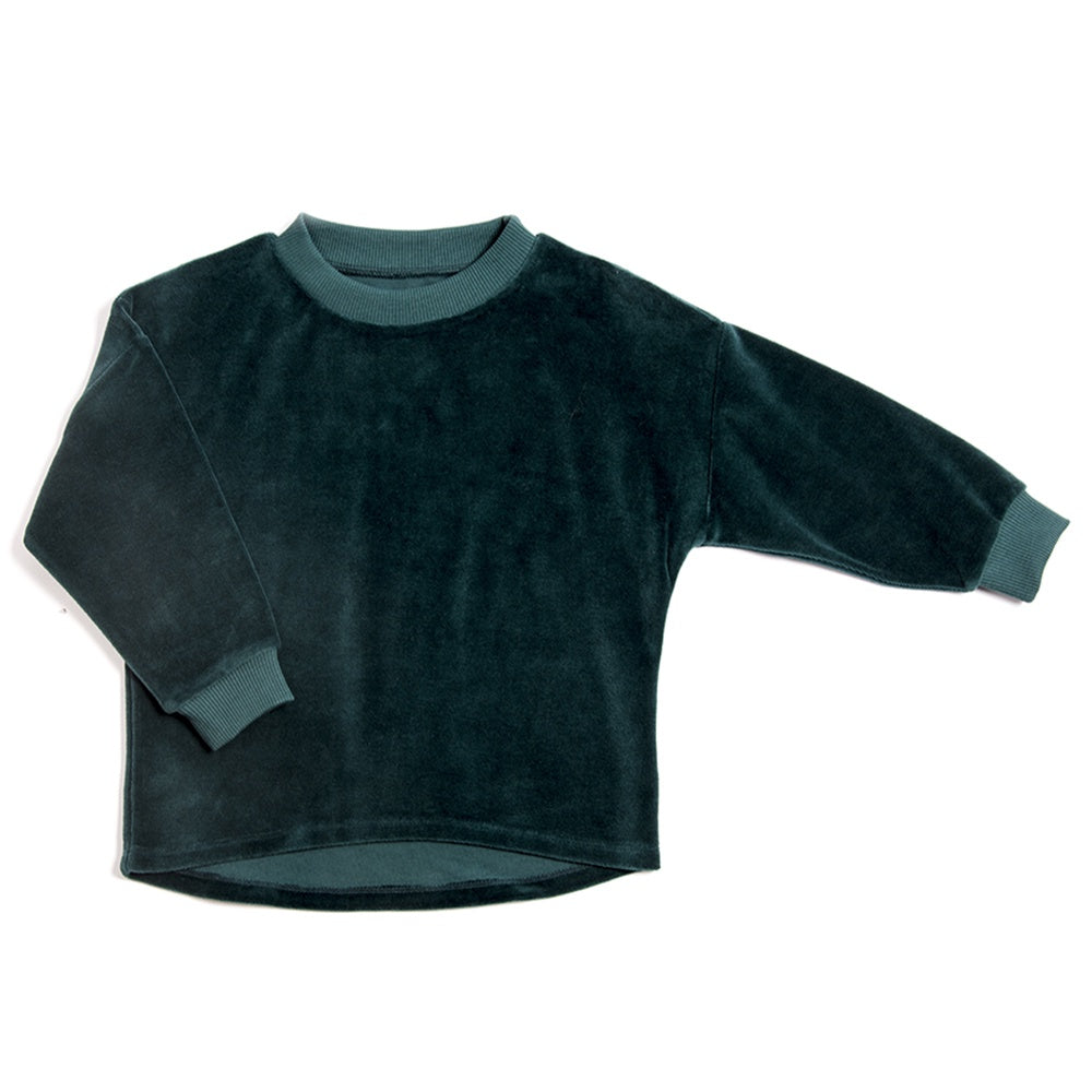 Emerald Pullover, Monkind- Trapeze Kids